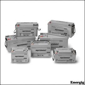 Mastervolt AGM batterier