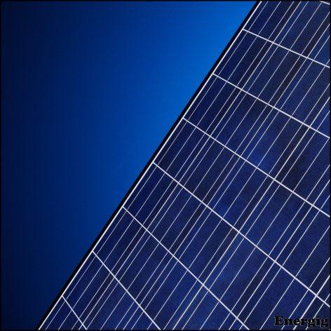 REC PV panels