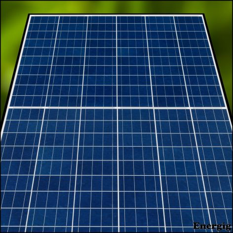 High yield PV panels at a low cost.