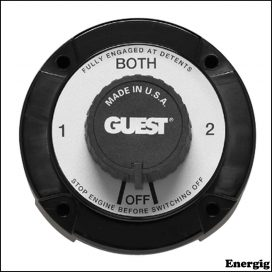 Marinco Battery Selector Switch