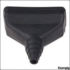 CZone SEAL Forsejling FOR CZONE OUTPUT INTERFACE 6W CONN Sort SILICON