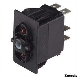 CZone CARL Switch SKIFT TIL / FRA