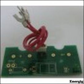 BEP Baggrunds belysnings PCB