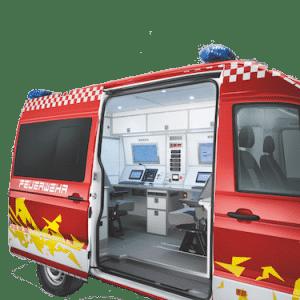 Servicebatteri i Erhvervsbiler